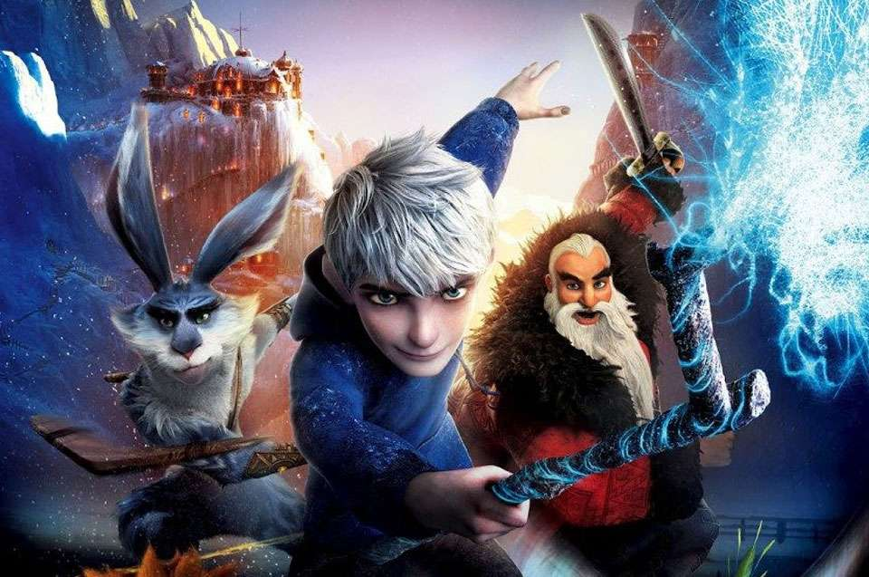 Rise of Guardians, 2012Rise of Guardians, 2012