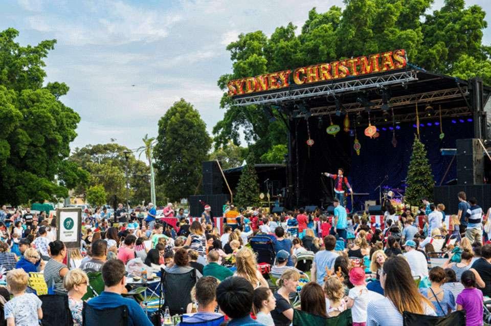 Rosebery Village Christmas Concert