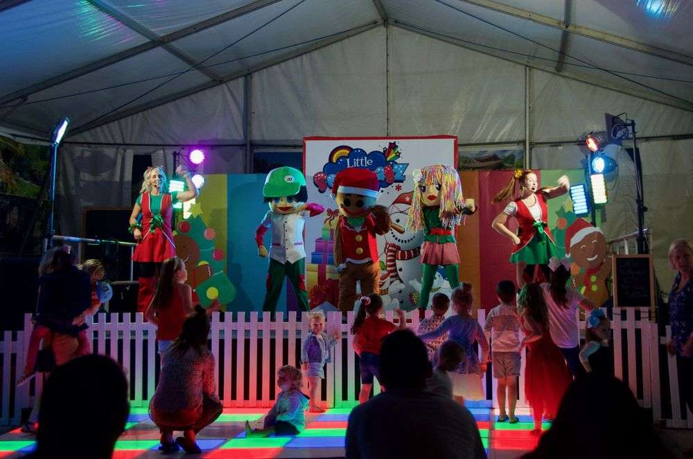 Christmas Lights Spectacular at Hunter Valley Gardens for 2018-2019